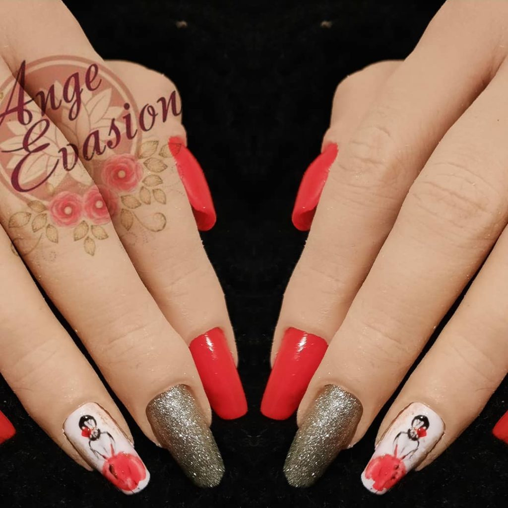 Ongles-gel-nailart-personnage